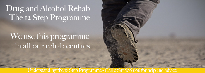 12 Steps programme Cost of Rehab